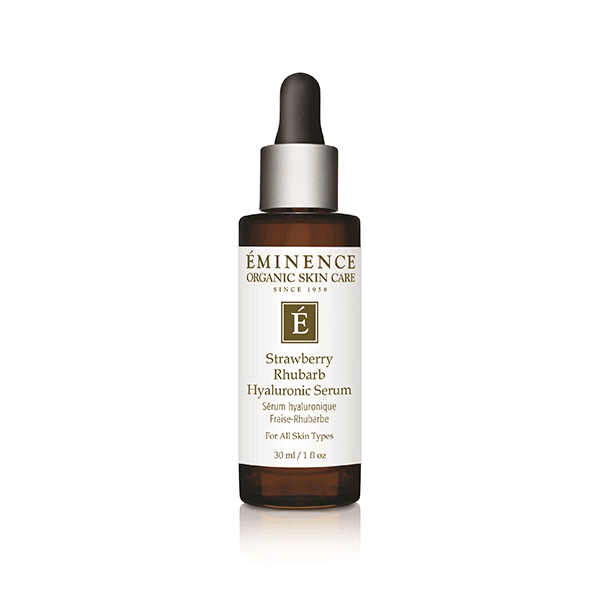 1147 strawberry rhubarb hyaluronic serum jan6 Strawberry Rhubarb Hyaluronic Serum Eminence Organic Skincare