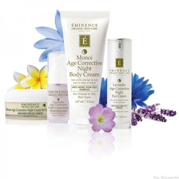 1277 02 Lavender Age Corrective Night Concentrate Eminence Organic Skincare