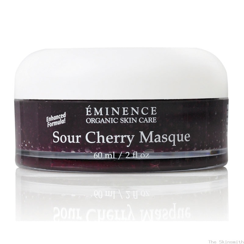 214 Sour Cherry Masque Eminence Organic Skincare