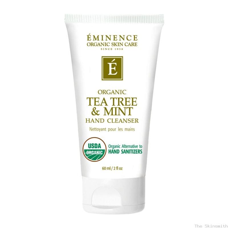 2217 Tea Tree & Mint Hand Cleanser Eminence Organic Skincare