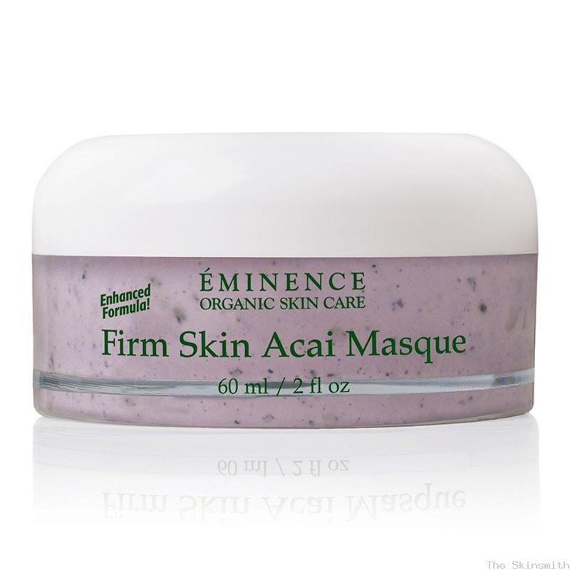 2241 Firm Skin Acai Masque Eminence Organic Skincare