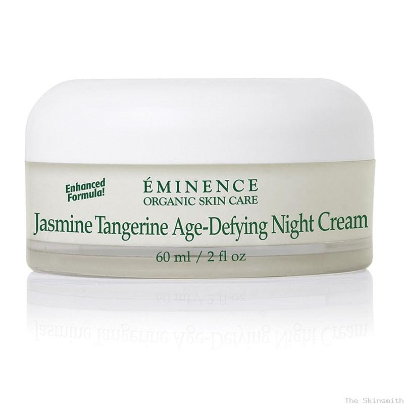 2246 Jasmine Tangerine Age-Defying Night Cream Eminence Organic Skincare