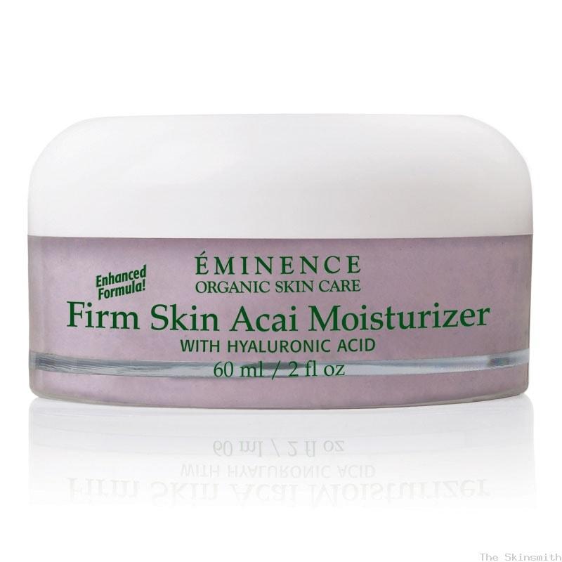 2254 Firm Skin Acai Moisturiser Eminence Organic Skincare