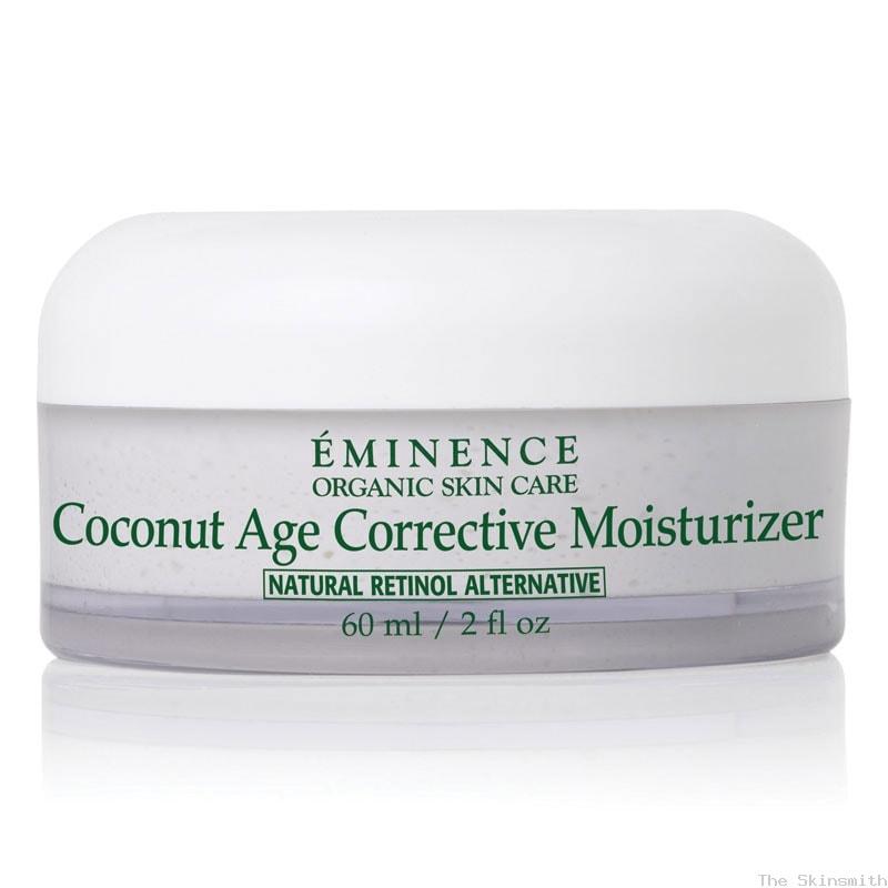 2256 Coconut Age Corrective Moisturiser Eminence Organic Skincare
