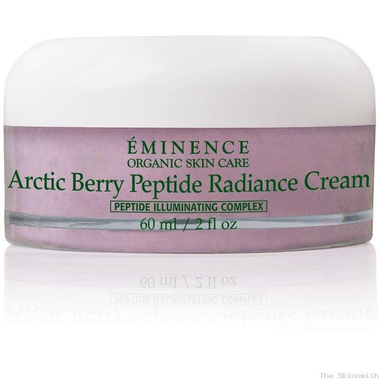 2297 Arctic Berry Peptide Radiance Cream Eminence Organic Skincare