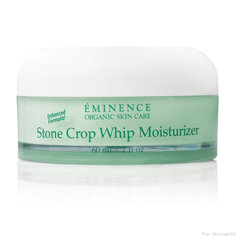 253 Stone Crop Whip Moisturiser Eminence Organic Skincare