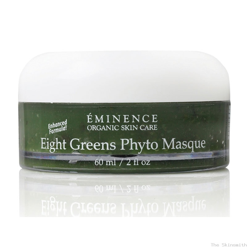 2577 Eight Greens Phyto Masque NOT HOT Eminence Organic Skincare