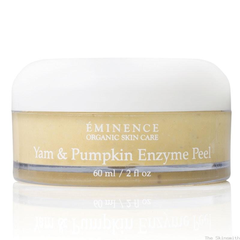 282 Yam & Pumpkin Enzyme Peel Eminence Organic Skincare