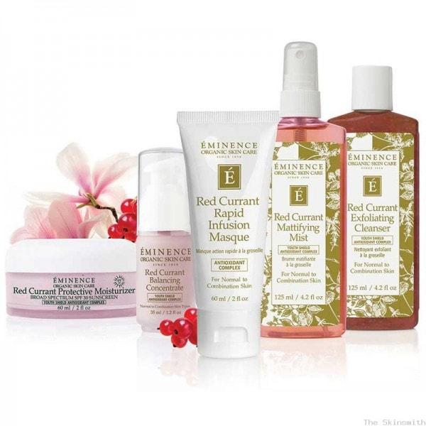 4284 02 Redcurrant Exfoliating Cleanser Eminence Organic Skincare