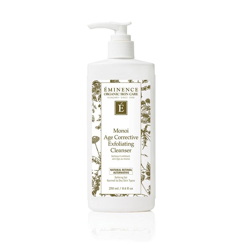 8302 Monoi Age Corrective Exfoliating Cleanser Eminence Organic Skincare