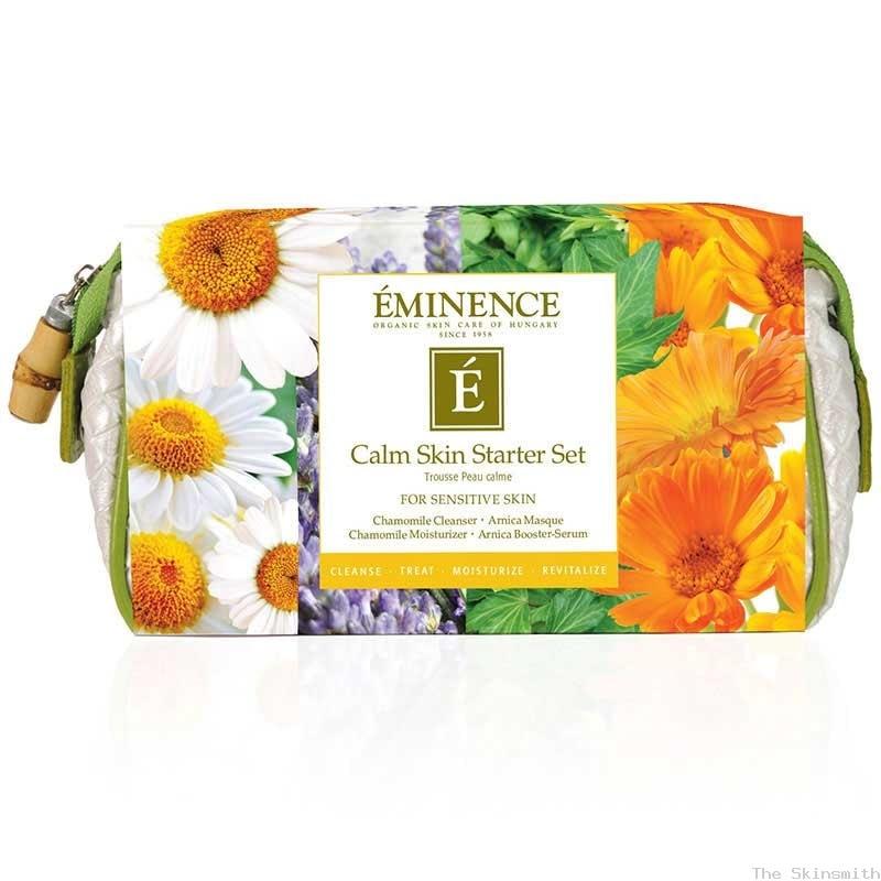 919clm 01 Calm Skin Starter Set Eminence Organic Skincare