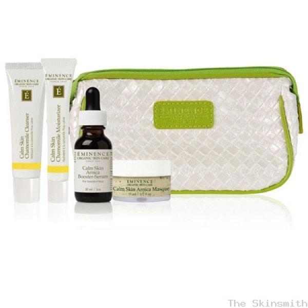 919clm 02 Calm Skin Starter Set Eminence Organic Skincare