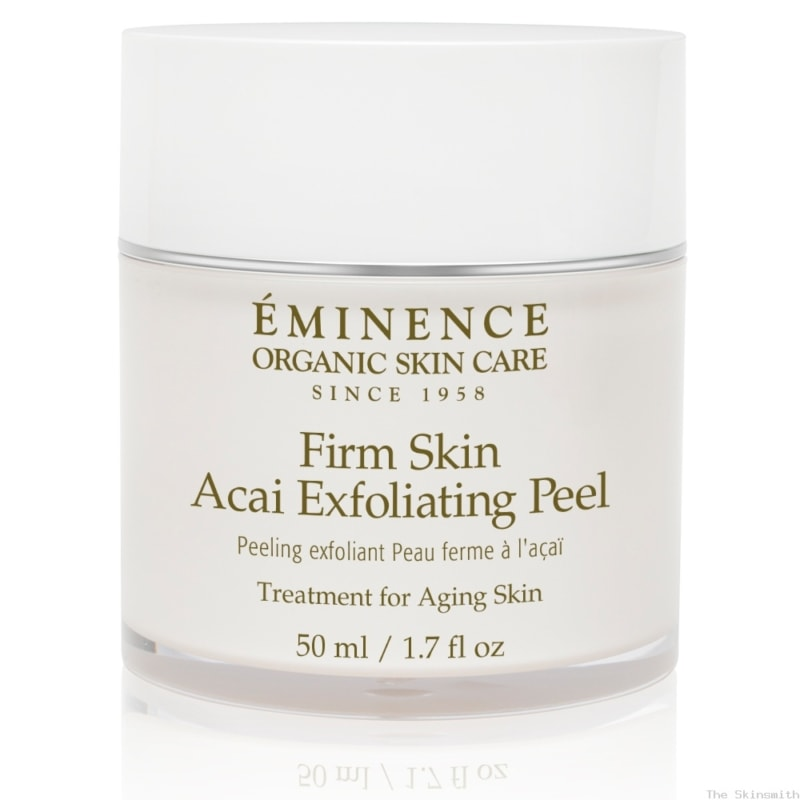 919epfrm Firm Skin Acai Exfoliating Peel Eminence Organic Skincare