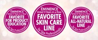 Presentation1 8 Eminence Organics Wins Favorite Skin Care Line Award For A Ninth Year In A Row! Eminence Organic Skincare