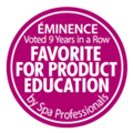 Award Favorite For Product Education