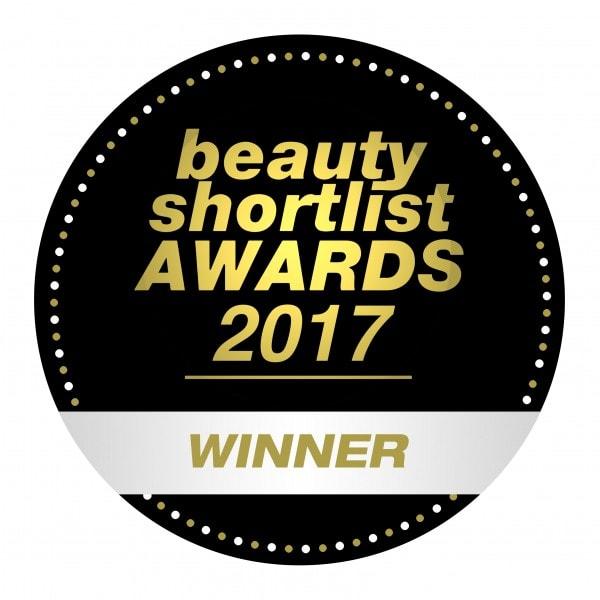 beauty shortlist awards 2017 winner logo 4 Clear Skin Starter Set Eminence Organic Skincare