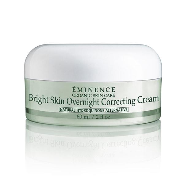 bright skin on correcting cream Bright Skin Overnight Correcting Cream Eminence Organic Skincare