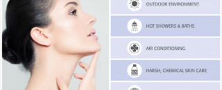 causes of dehydrated skin a2 under13kb 850x639 1 What Is The Cause Of Dehydrated Skin? Eminence Organic Skincare