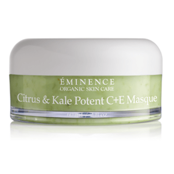 Citrus Kale Potent Ce Masque