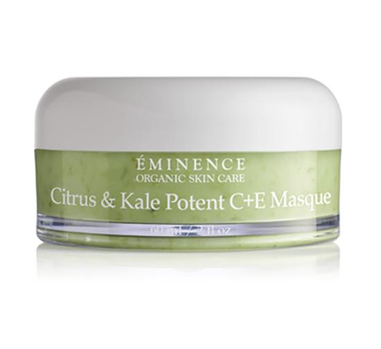 citrus kale potent ce masque Citrus & Kale Potent C+E Masque Eminence Organic Skincare
