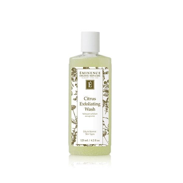 Citrus Exfoliating Wash Eminence Organic Skincare