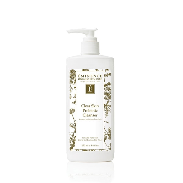 clear skin probiotic cleanser 0 Clear Skin Probiotic Cleanser Eminence Organic Skincare
