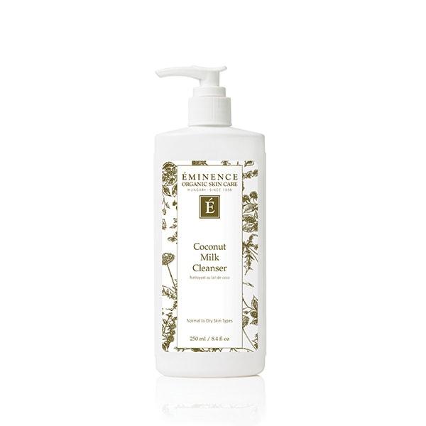 coconut milk cleanser 0 Coconut Milk Cleanser Eminence Organic Skincare