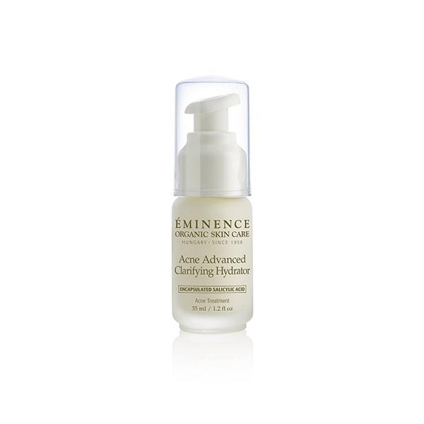 eminence organics acne advanced clarifying hydrator Acne Advanced Clarifying Hydrator Eminence Organic Skincare