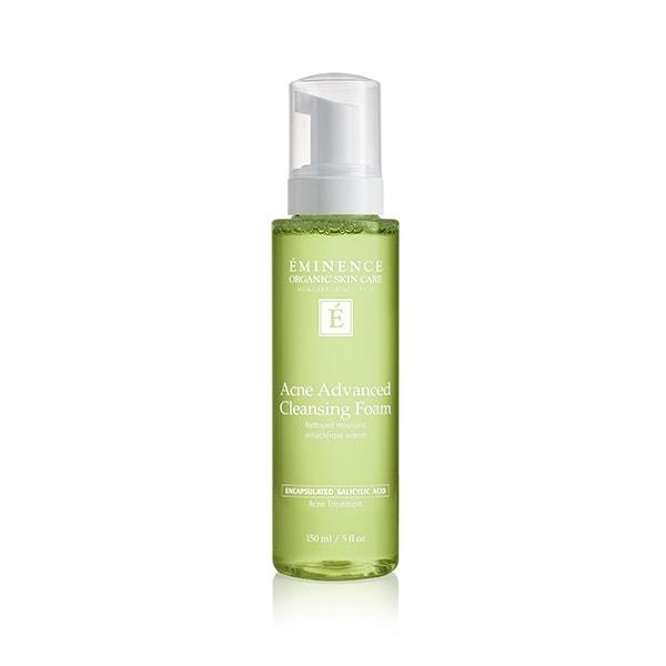 eminence organics acne advanced cleansing foam Acne Advanced Cleansing Foam Eminence Organic Skincare
