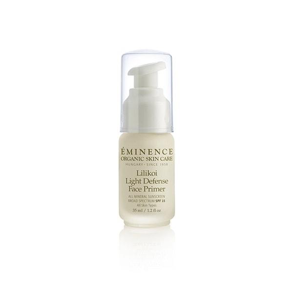 eminence organics lilikoi light defence face primer Lilikoi Light Defense Face Primer SPF23 Eminence Organic Skincare