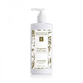 eminence organics mangosteen body lotion Home Eminence Organic Skincare