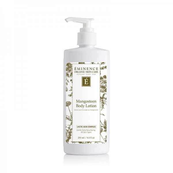 eminence organics mangosteen body lotion Mangosteen Body Lotion Eminence Organic Skincare