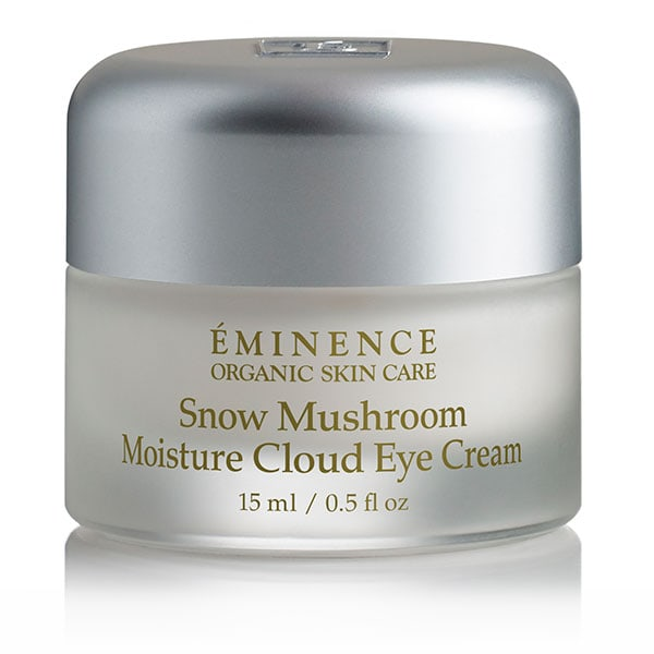 eminence organics snow mushroom moisture cloud eye cream 1 Snow Mushroom Moisture Cloud Eye Cream Eminence Organic Skincare