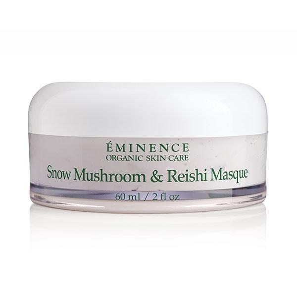 eminence organics snow mushroom reishi masque Snow Mushroom & Reishi Masque Eminence Organic Skincare
