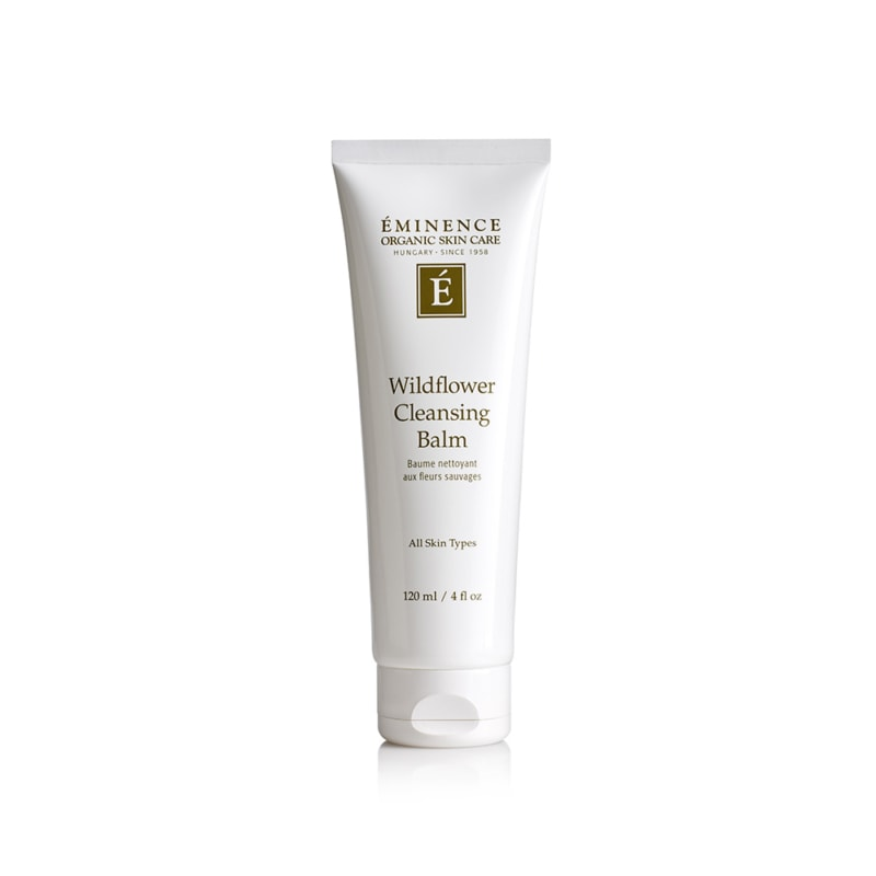 eminence organics wildflower cleansing balm Wildflower Cleansing Balm Eminence Organic Skincare