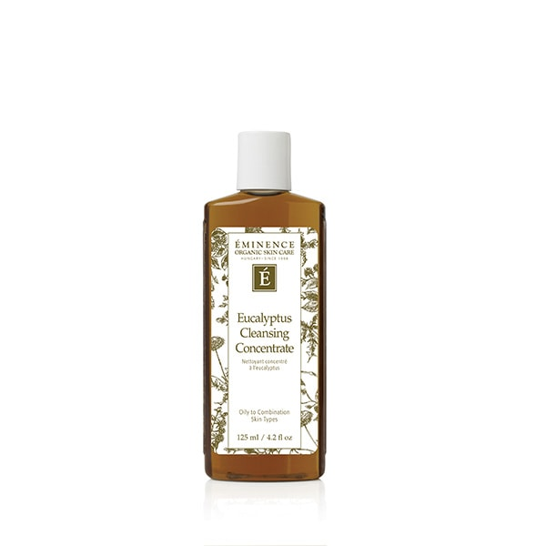 eucalyptus cleansing concentrate 0 Eucalyptus Cleansing Concentrate Eminence Organic Skincare
