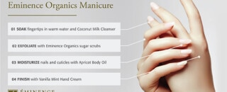 how to give yourself eminence organics manicure v2 4 Easy Steps To A Flawless Organic Manicure Eminence Organic Skincare