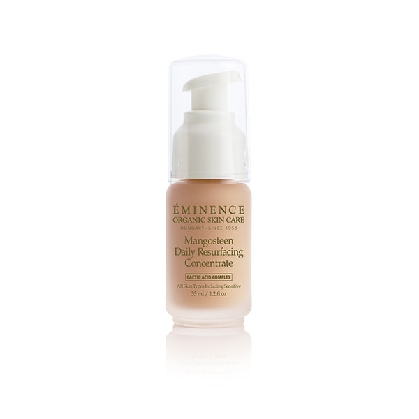 mangosteen daily resurfacing concentrate Mangosteen Daily Resurfacing Concentrate Eminence Organic Skincare