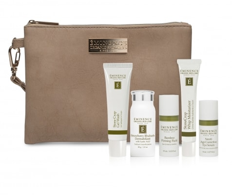 mhm holiday 2015 bagproduct Must Have Mini's Gift Set Eminence Organic Skincare
