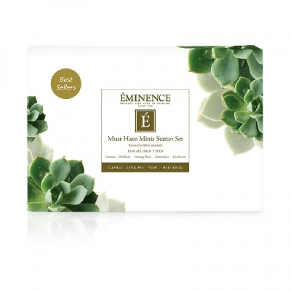 musthaveminis slide v2 Must Have Mini's Gift Set Eminence Organic Skincare