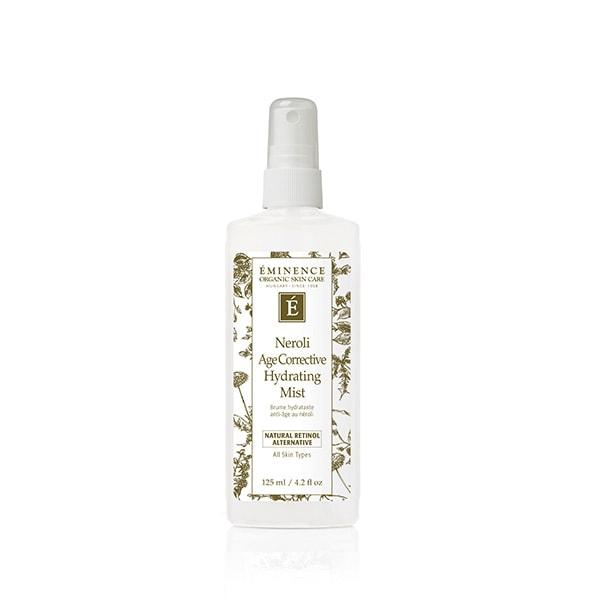 neroli age hydrating mist 0 Neroli Age Corrective Hydrating Mist Eminence Organic Skincare
