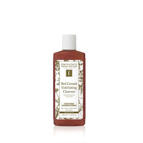Redcurrant Exfoliating Cleanser Eminence Organic Skincare