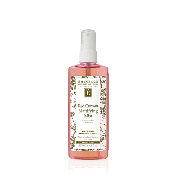 red currant mattifying mist 0 Redcurrant Mattifying Mist Eminence Organic Skincare