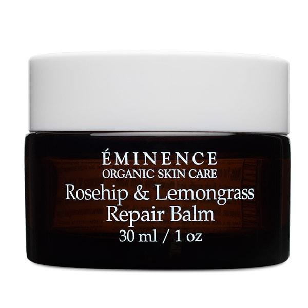 rosehip lemongrass repair balm 1oz web Rosehip & Lemongrass Repair Balm Eminence Organic Skincare
