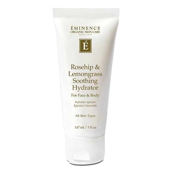 rosehip lemongrass soothing hydrator 5oz web Rosehip & Lemongrass Soothing Hydrator Eminence Organic Skincare
