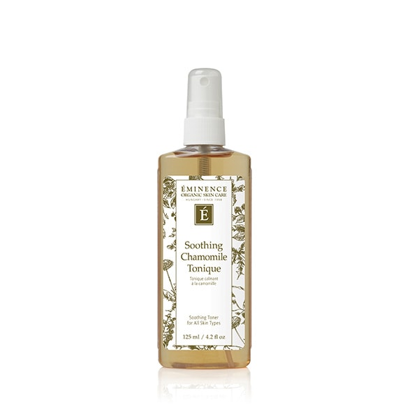 soothing chamomile tonique 0 Soothing Chamomile Tonique Eminence Organic Skincare