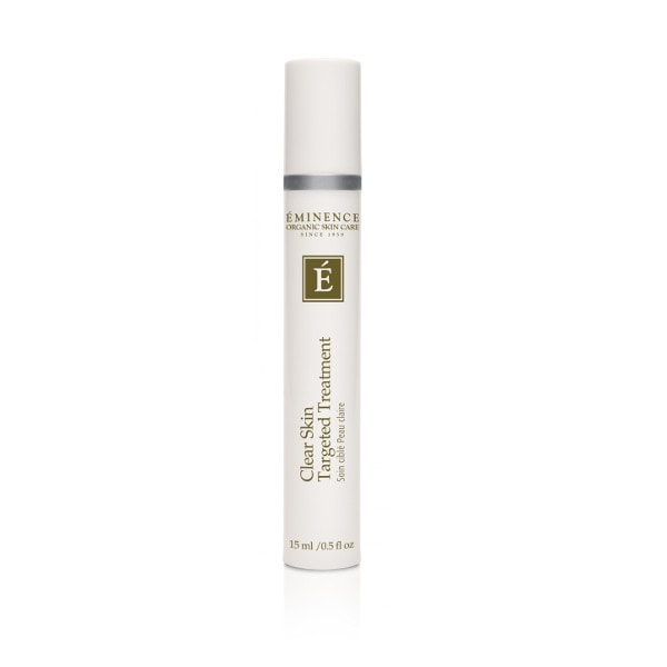 targeted treatment clear resized Clear Skin Targeted Treatment Eminence Organic Skincare