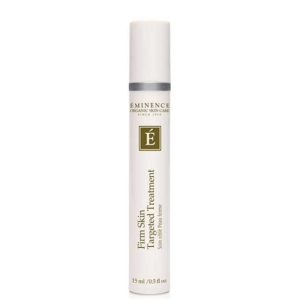 targeted treatment firm 1 resized Firm Skin Targeted Treatment Eminence Organic Skincare
