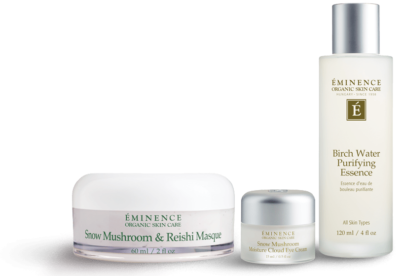 forest collection Home Eminence Organic Skincare