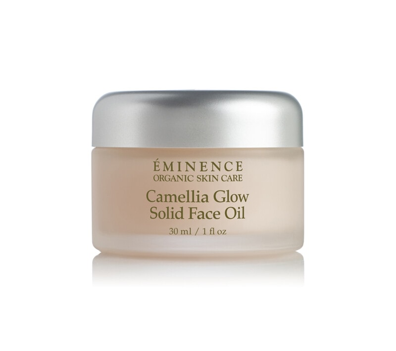 eminence organics camellia glow solid face oil Camellia Glow Solid Face Oil Eminence Organic Skincare